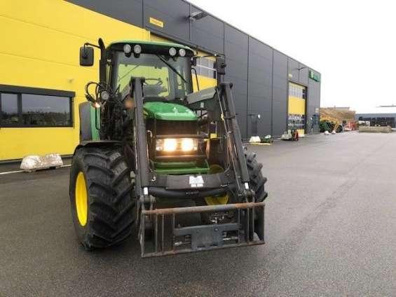 Tractor agrícola john deere 6430 año: 2009