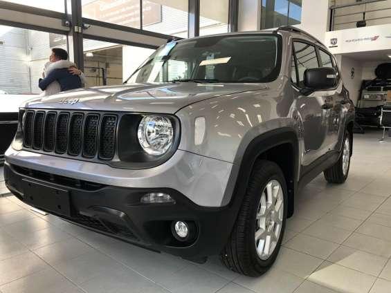 Remates jeep renegade sport 1.8